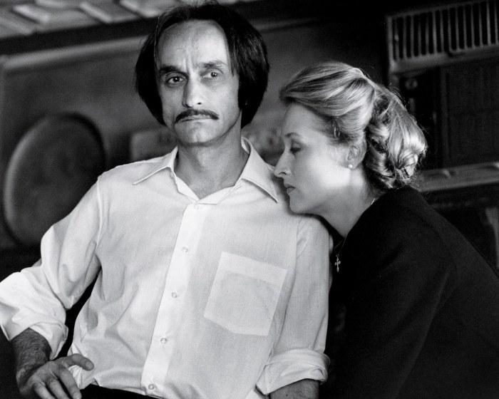 Мерил Стрип и Джон Казале. / Фото: www.beauty.ua