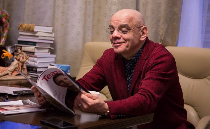 Константин Райкин. / Фото: www.teatral-online.ru