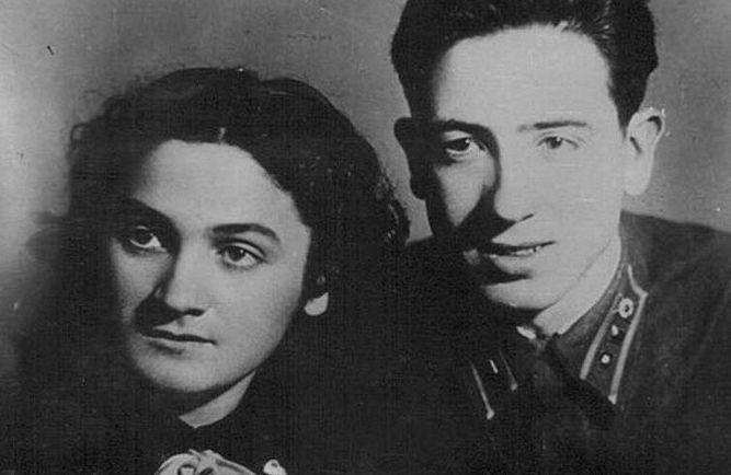 Амайя и Рубен Ибаррури. / Фото: www.aeslib.ru