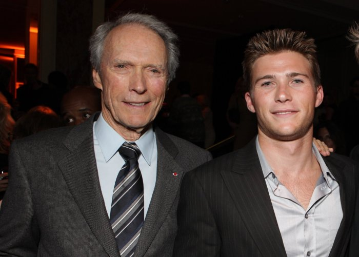 Клинт и Скотт Иствуд. / Фото: www.serviciodeagencia.com