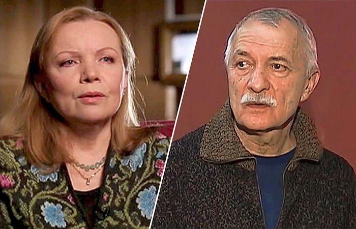 Валентина Теличкина и Владимир Гудков.