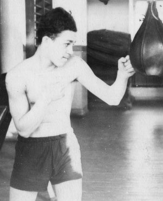Иосиф Кобзон в юности был увлечён боксом. / Фото: www.kpcdn.net