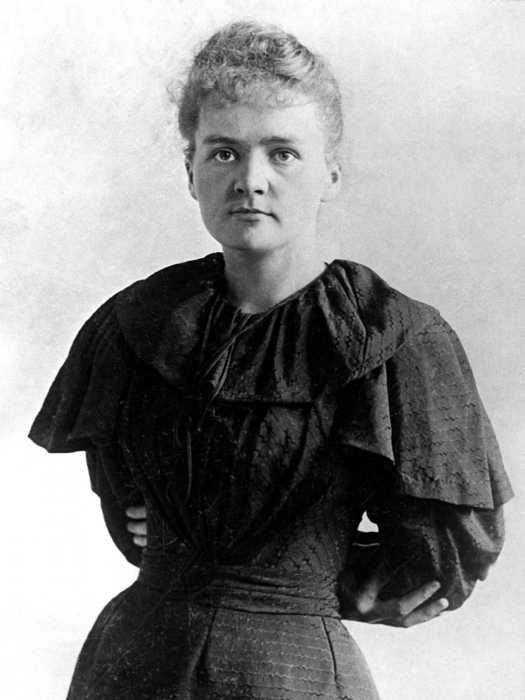 Мария Склодовская, 1895./Фото  www.independent.co.uk