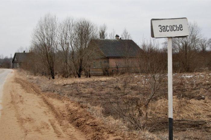 Деревня Засосье. / Фото: www.fotocdn.net