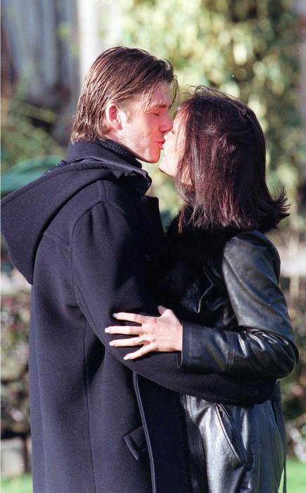 Дэвид и Виктория. / Фото: www.hsmedia.ru