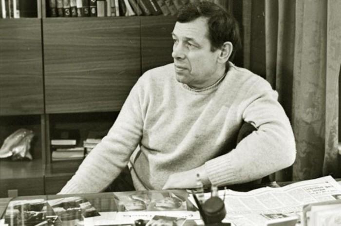 Георгий Жжёнов. / Фото: www.nastroy.net