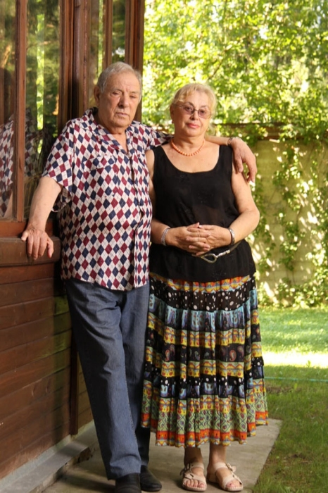 Пётр и Мира Тодоровские. / Фото: www.pomnipro.ru
