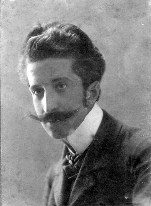 Михаил Пелопидович Латри.