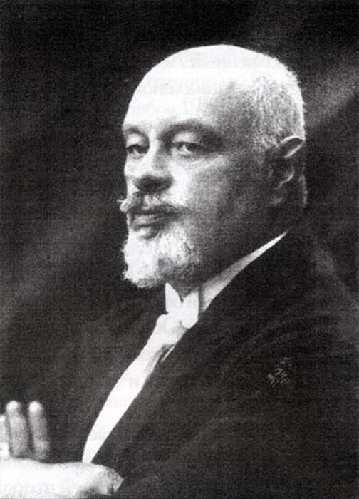 Алексей Васильевич Ганзен.