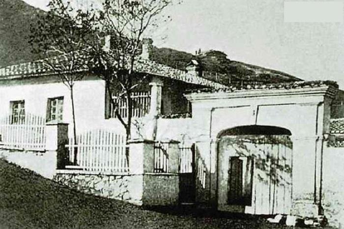 Дом Ивана Айвазовского в Феодосии