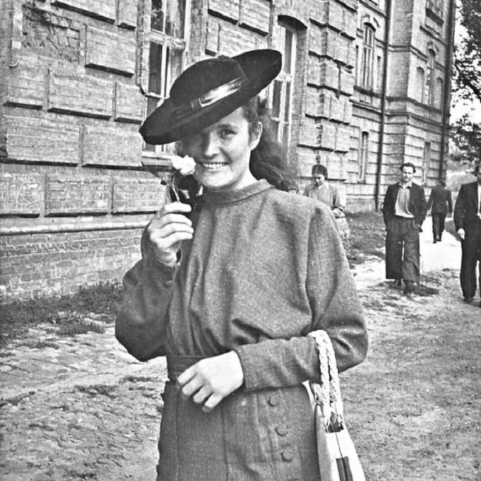 Татьяна Яблонская.