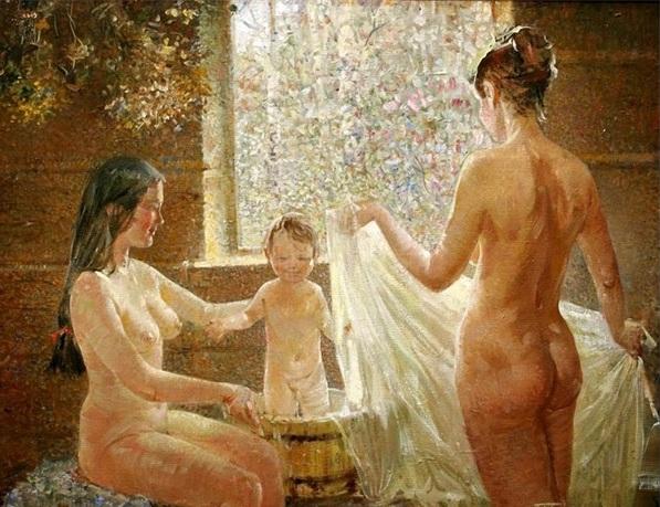 «Чистая суббота». (2005 г.). Автор: В.С.Терещенко