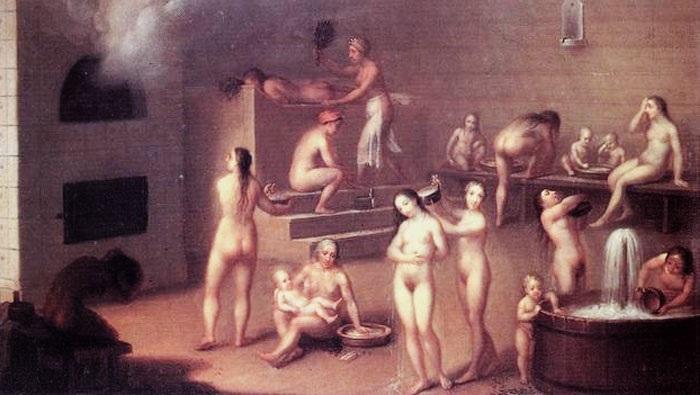 «Общественная баня».