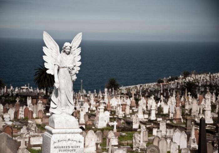 Кладбище.Сидней, Австралия