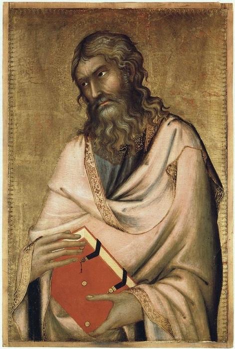 Апостол Андрей. Автор: Симоне Мартини