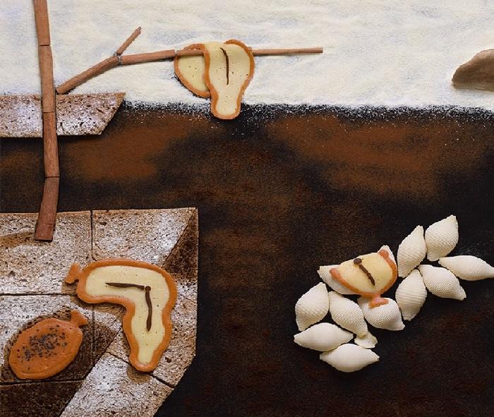 Сальвадор Дали, «Постоянство памяти». Художественный проект от Татьяны Шкондиной.