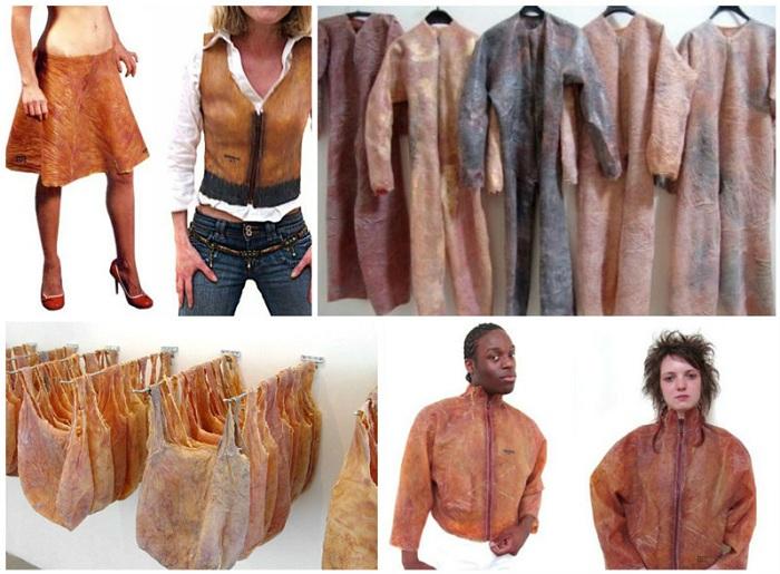 Изделия, производимые Британской фирмой Human Leather.