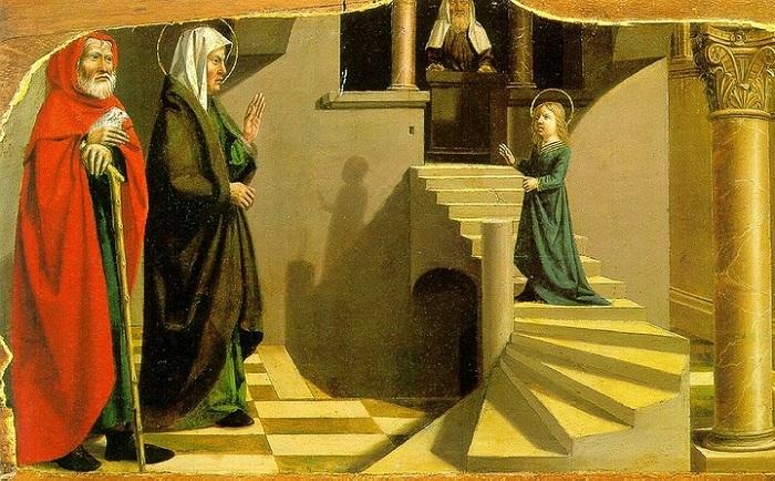 Никола Дипр. Ок. 1500 г. Париж, Лувр