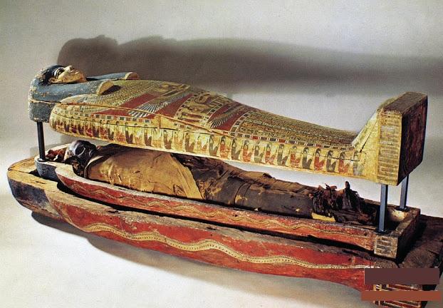 Саркофаг.