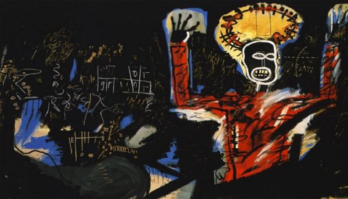 Доход. (1982). Автор: Жан-Мишель Баския.