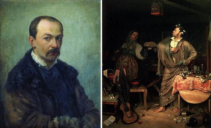 Почему знаменитый художник-самоучка закончил свою жизнь в психиатрической лечебнице