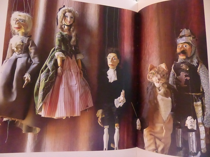 Куклы от Таши Тудор.