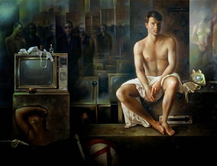 Сюрреализм от Альберто Панкорбо.