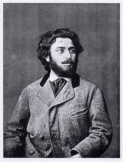 Архип Куинджи. Фото 1870 года.
