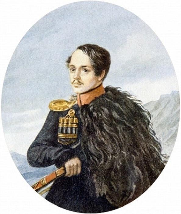 Автопортрет. Масло. (1837-38 г.г.).