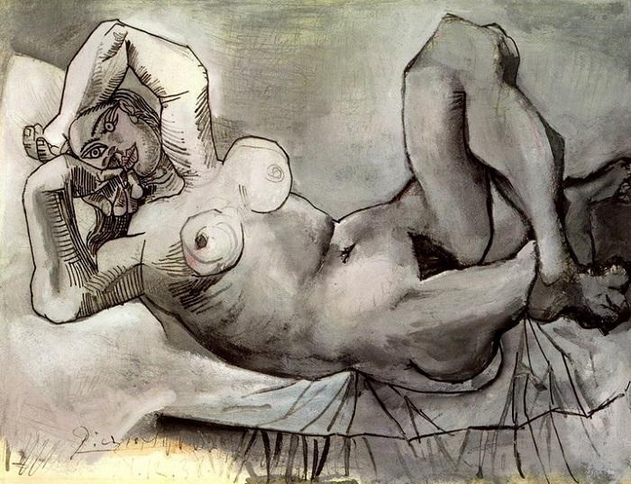 Дора Маар. (1938).