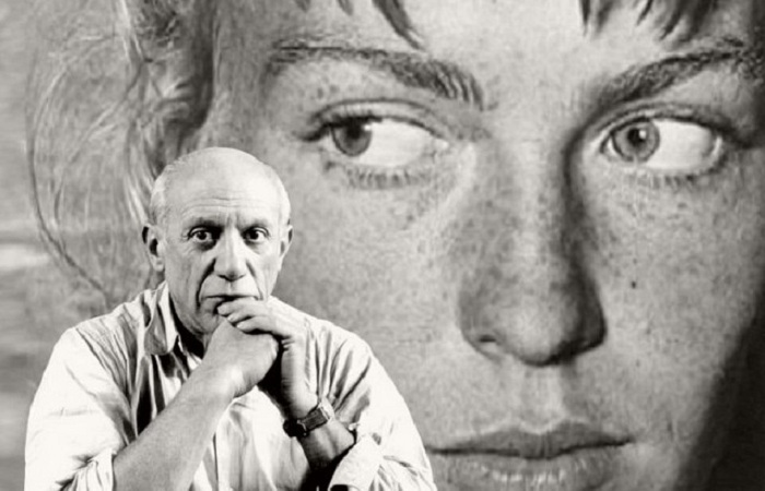 Сильветт Давид - Муза Пикассо и его платоническое увлечение.
