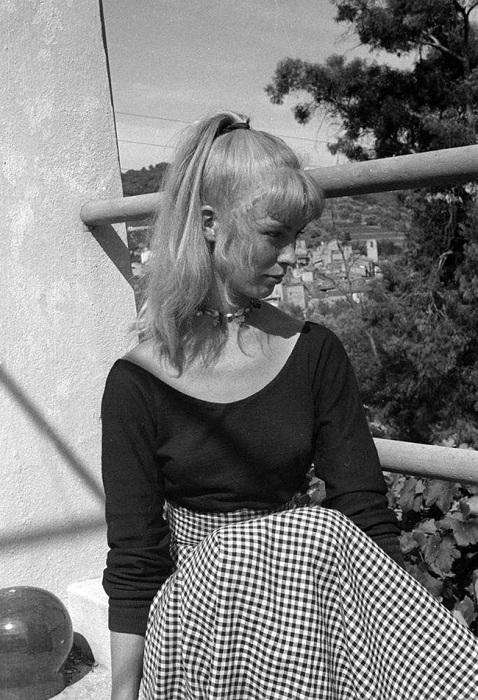Сильветт Давид. (1954). Фото: Э.Куинна.
