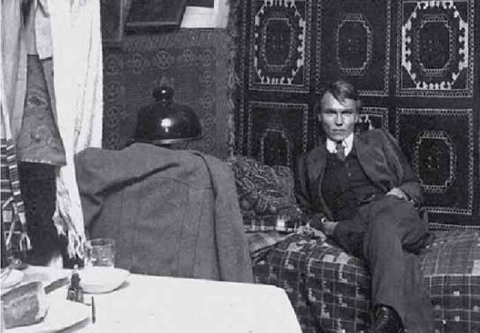 Николай Фешин в Казанской художественной школе .