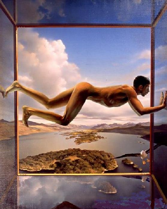 «Кубический сон». Автор: Станислав Плутенко.