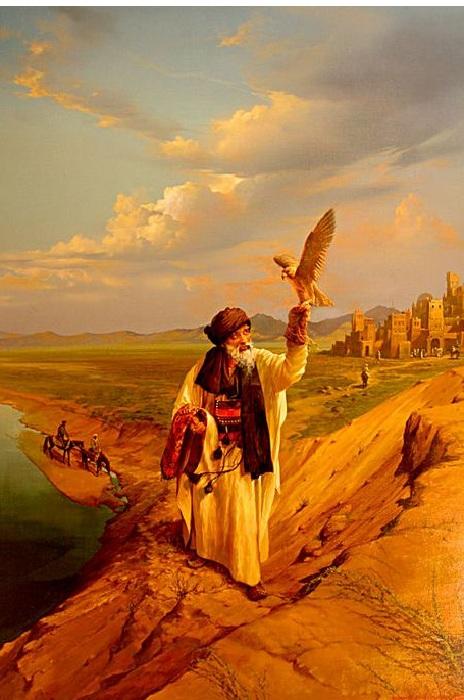 «Смотритель небес». Автор: Станислав Плутенко.