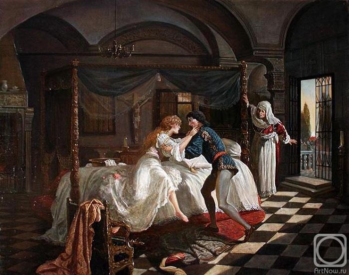 «Ромео и Джульетта». Автор: Файзуллин Ильяс.