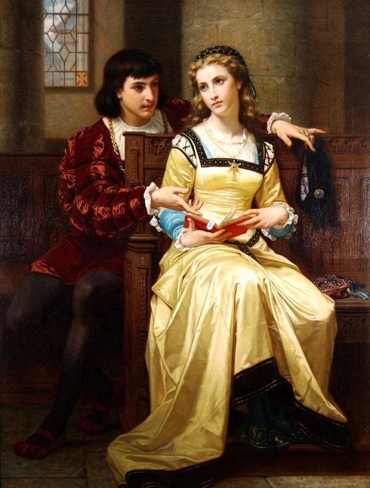 «Ромео и Джульетта». Автор: Хьюг Мерле.