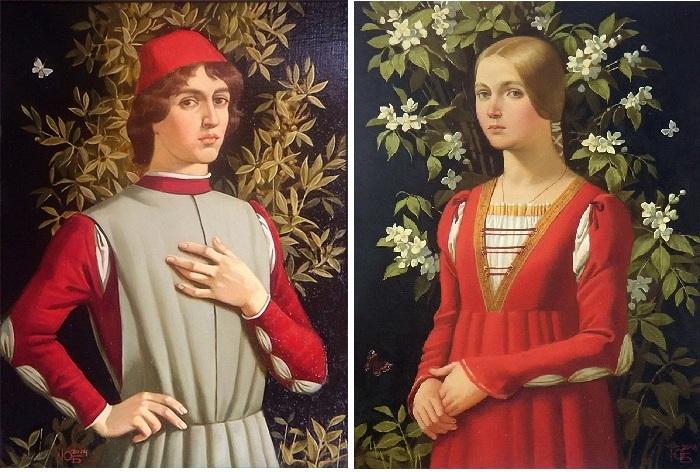 «Ромео и Джульетта». Автор: Юлия Бекхова.