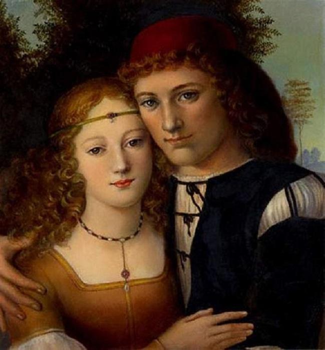 «Ромео и Джульетта». Автор: Ю. Крафт.