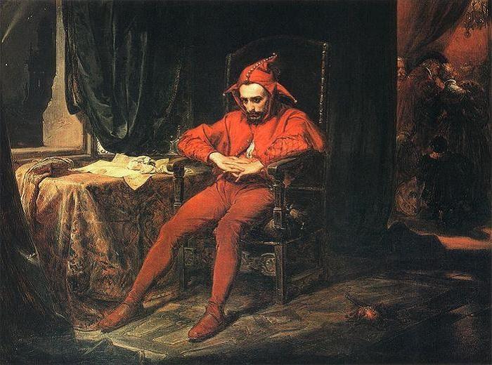 Станчик. Ян Матейко, 1862 год.