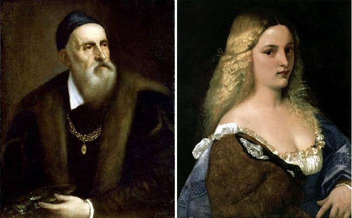 Интересные факты о Тициане, мастере психологического портрета.