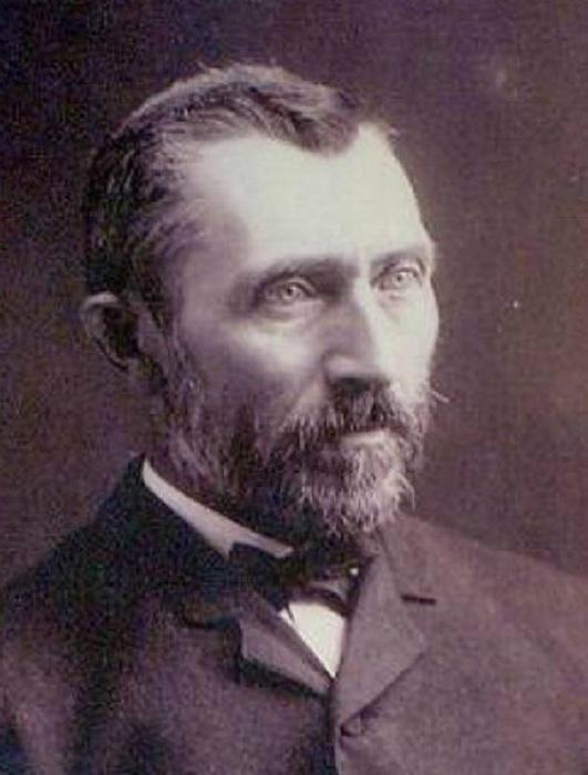 Винсент Ван Гог. Фото.