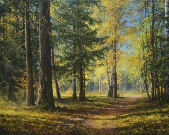 «Краски осени». Автор: Виктор Юшкевич.