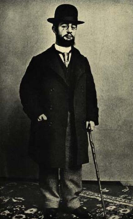 Анри Тулуз-Лотрек. Фото.