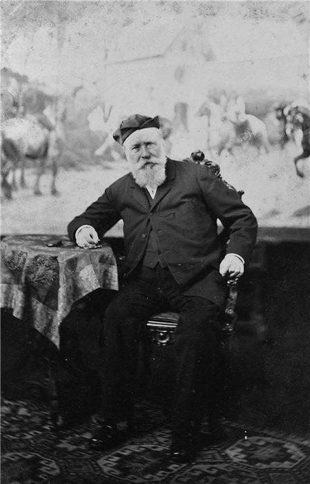 Карл фон Блаас - знаменитый австрийский живописец.
