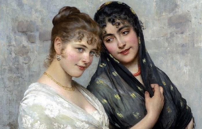Портретная живопись, принесшая мировую славу династии художников фон Блаасов.