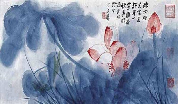 Автор: Чжан Дацянь.