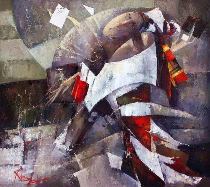 «Мечтательница». Автор: Валентина Козяр.