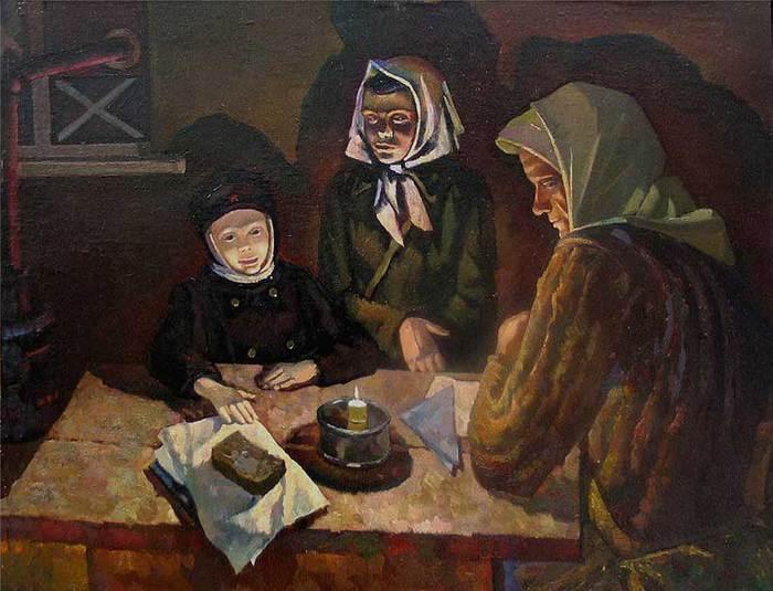 «Память детства». Ленинград. (2005 г.). Автор: Абрамян Виктор Ашотович.