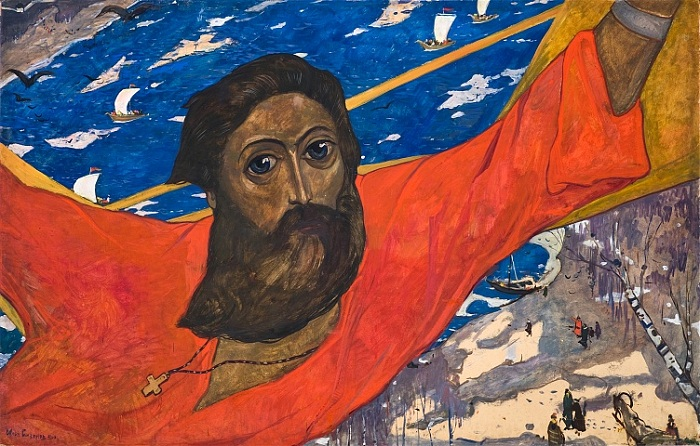 «Икар». Автор: Илья Глазунов.